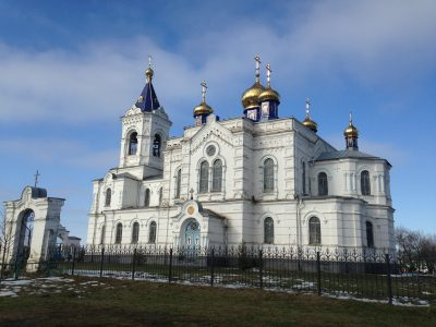 Church of the Assumption of the Blessed Virgin, Uspenskaya.